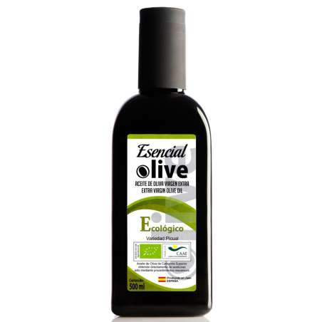 ESENCIAL OLIVE ECOLOGICO 500ml