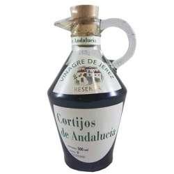 Alcuza 50ml Cortijos de Andalucía -  Vinagre de Jerez