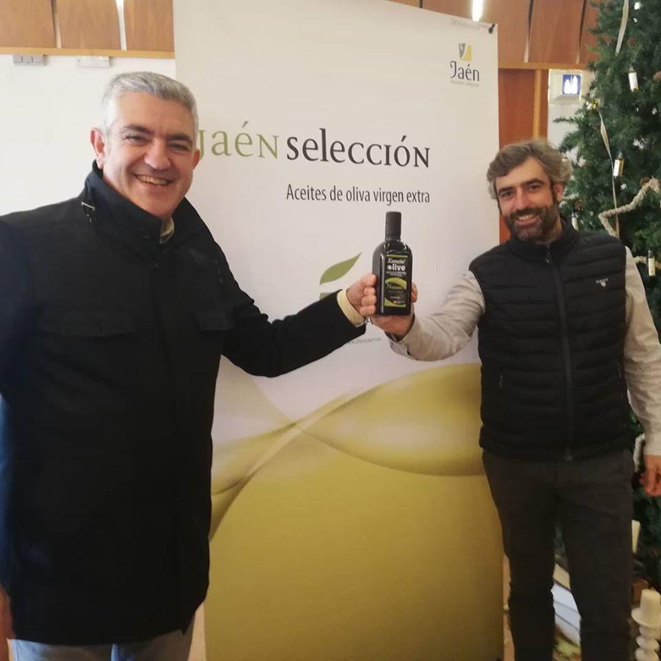 """<span lang =""""es"""">Esencial Olive """"JAÉN SELECCIÓN 2020""""</span>"""